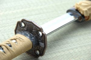 日本刀の種類はどれくらいある?