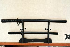 日本刀の置き方には決まりごとがある