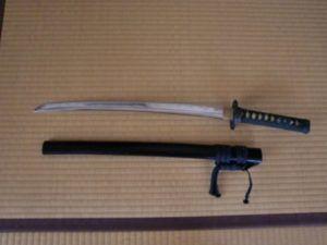 日本刀・刀剣の錆の落とし方は?